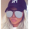 Luxury aviator sunglasses