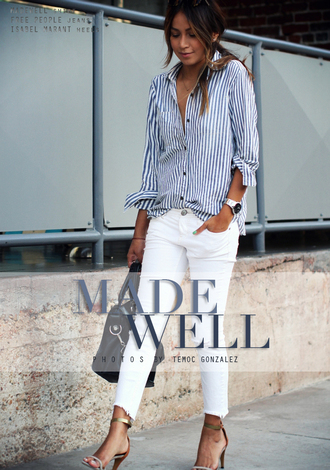 sincerely jules shirt jeans shoes sunglasses jewels