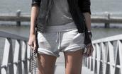 grey shorts,shorts,cotton,cotton shorts