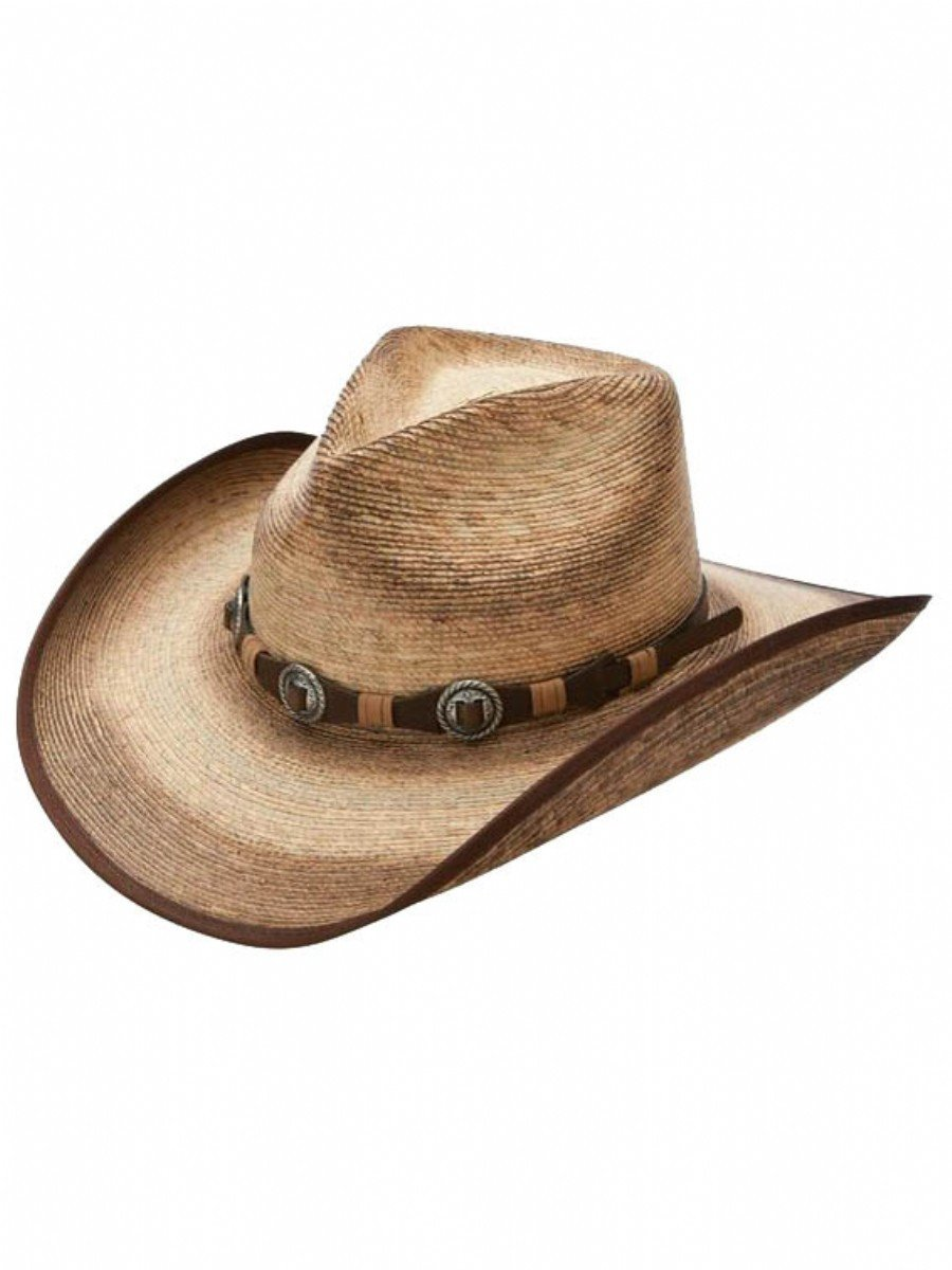 Stetson Kimball Palm Leaf Cowboy Hat/ Daniels Run Work Wear