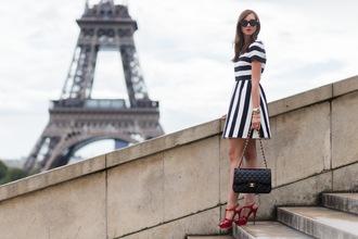 vogue haus blogger dress shoes bag jewels sunglasses