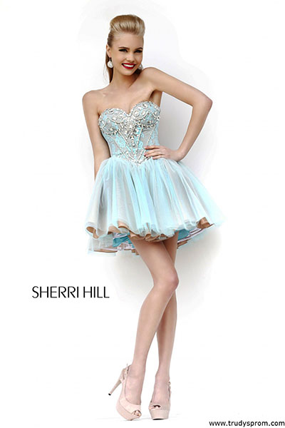 Sherri Hill Short Prom Dresses