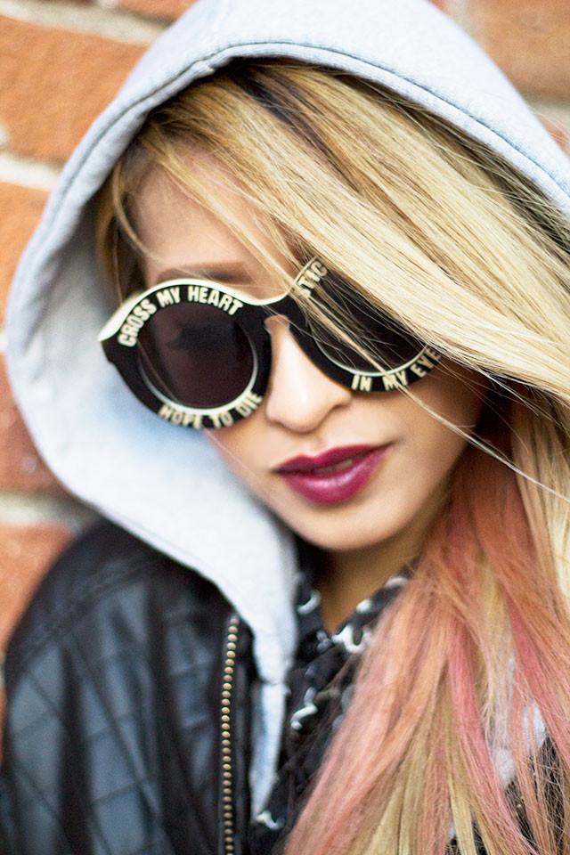 Cross My Heart Sunglasses – Filthy Magic