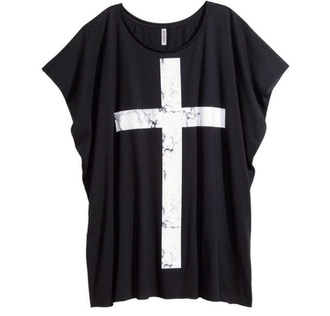 black cross marble grunge wishlist