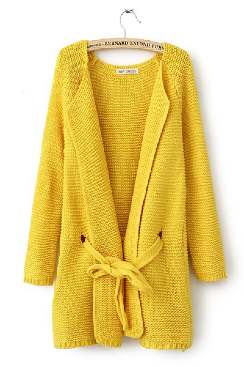 2013 Autumn & Winter New Section Sugary Colours Cardigan Sweater,Cheap in Wendybox.com