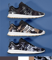 adidas offered customized miadidas sneakers in their 'Star