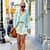 Brooklyn Blonde: Pastel Pairing