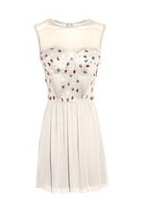 Sirenlondon — bejewelled dress