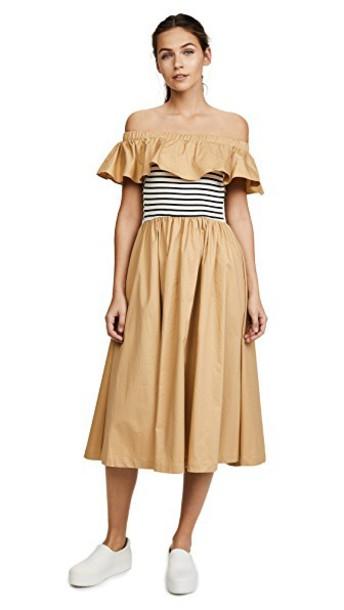ENGLISH FACTORY dress ruffle