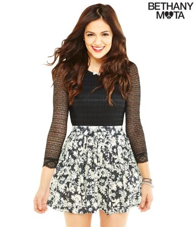 Daisy Skater Skirt -