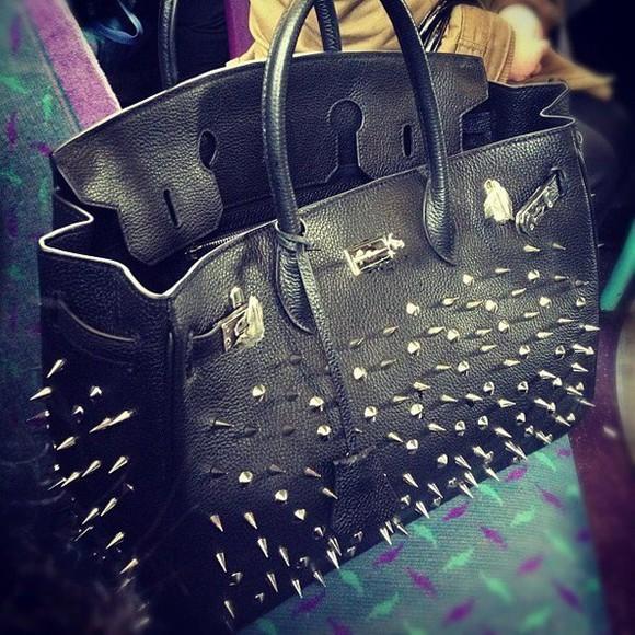 bag leather bag birkin bag