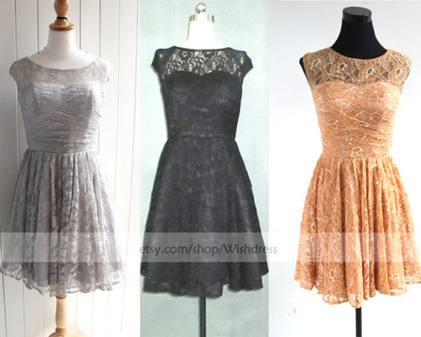 short lace dresses orange prom dresses silver lace dress black lace dress orange lace prom dress silver prom dresses silver lace homecoming dress black bridesmaid dresses silver bridesmaid dresses in lace 2015 lace prom dresses black lace bridesmaid dress dress