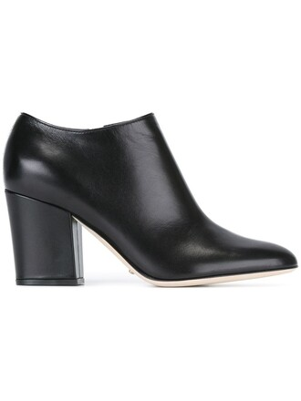 boots ankle boots black shoes
