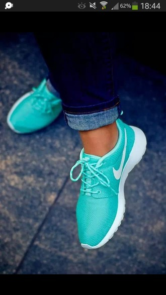 shoes blue shoes nike shoes nike running shoes turkise sports shoes