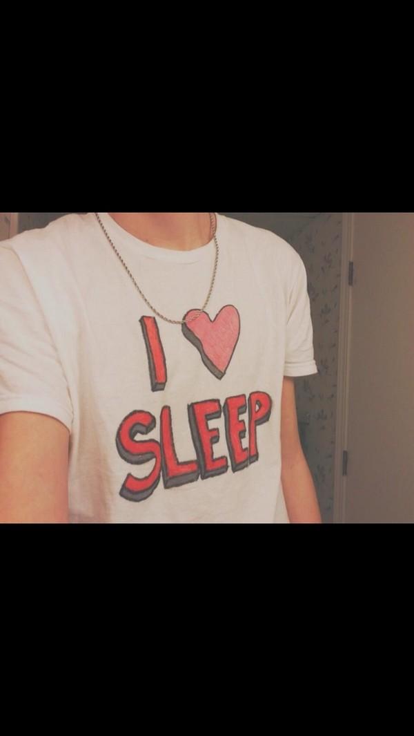 t-shirt white white crop tops sleeping tumblr clothes menswear
