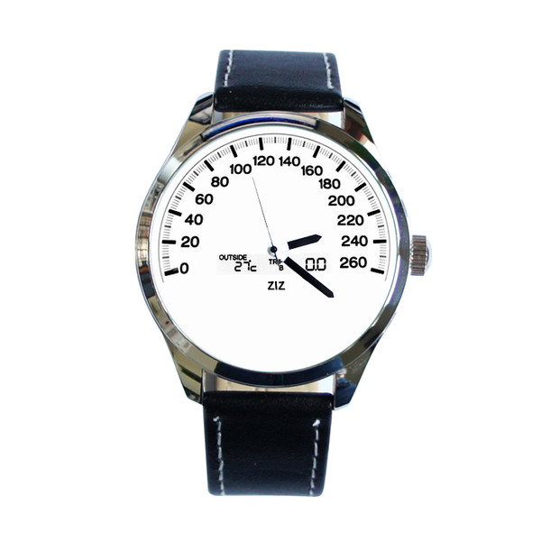 jewels watch watch speed black n white ziziztime ziz watch speedometer