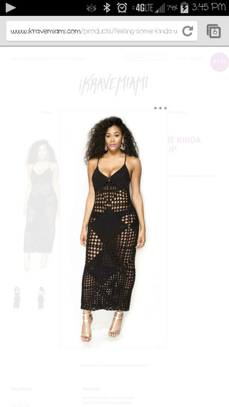cover up crochet dress see through pretty dress