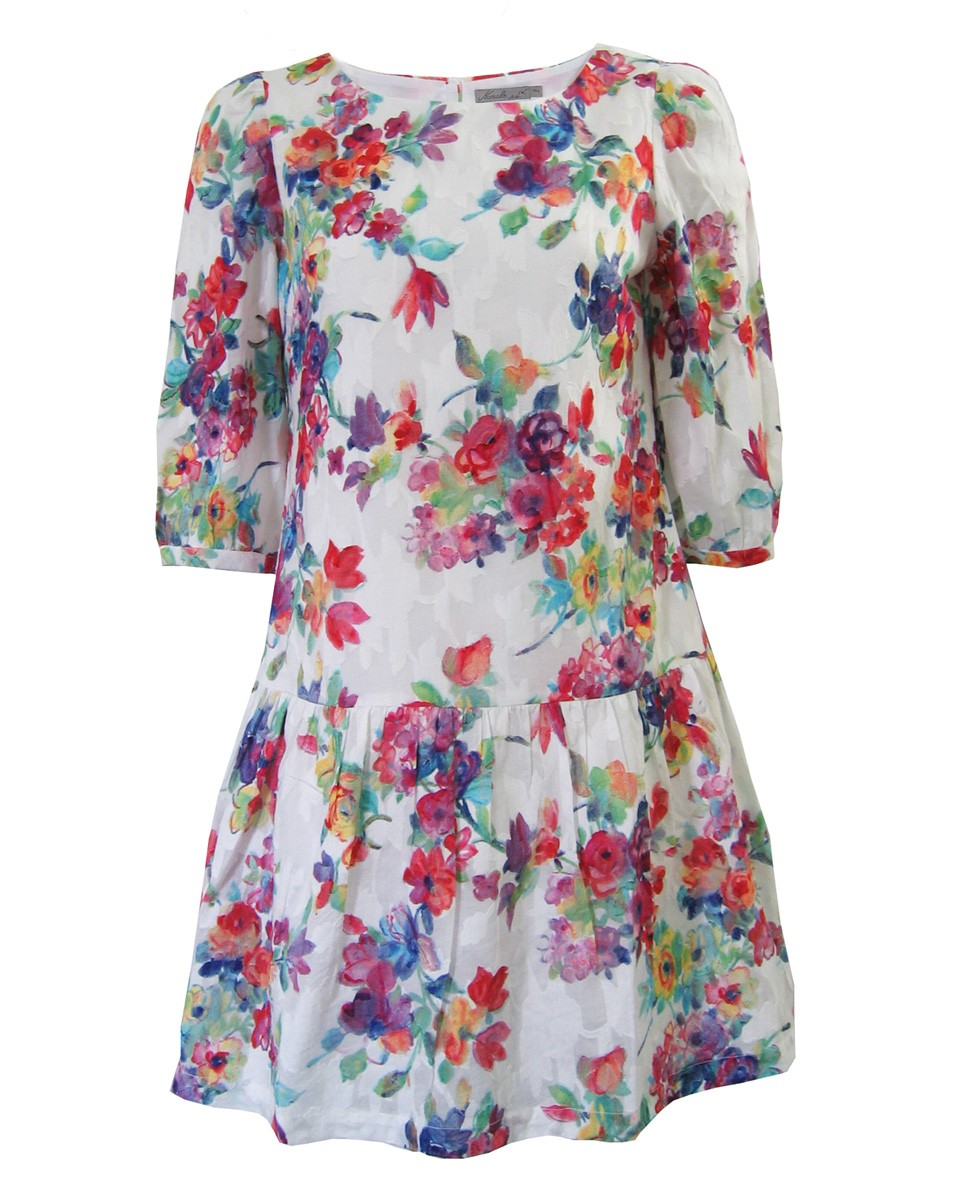 Komodo Bijoux Fair Trade Shift Dress