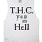T.h.c. tee (sleeveless) - too ugly for l.a.