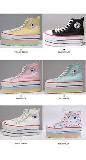 57dcadcd3268 Converse Platform Shoes - Shop for Converse Platform Shoes on Wheretoget