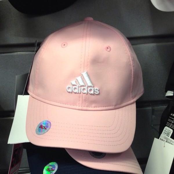 Hat Adidas Snapback Pale Pastel Pink Pink Cap Urban