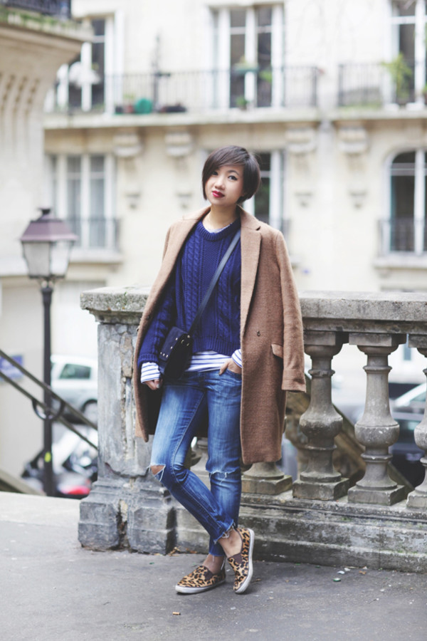 le monde de tokyobanhbao coat sweater jewels shirt jeans bag