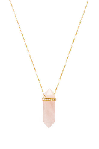 necklace pendant pink