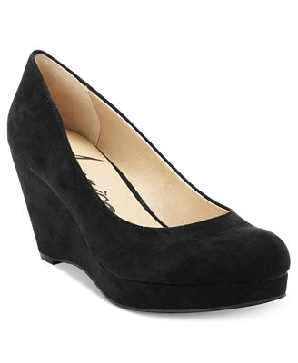American Rag Kenna Platform Wedge Pumps - Shoes - Macy's