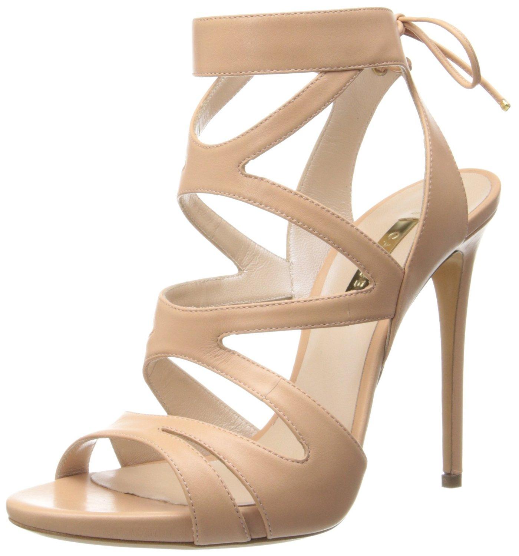 Amazon.com  Casadei Women s Open Toe Cross Straps Dress Sandal  Shoes 2addc8d0b5f