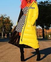 skirt,finishing flag,co ord,2 piece skirt set,checkered,racing,race,monochrome,black,white