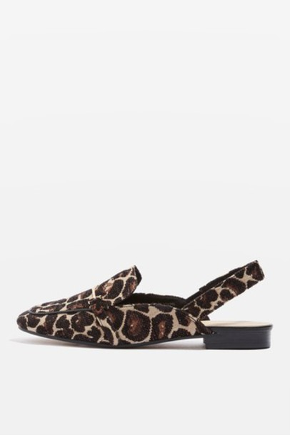 Topshop loafers shoes