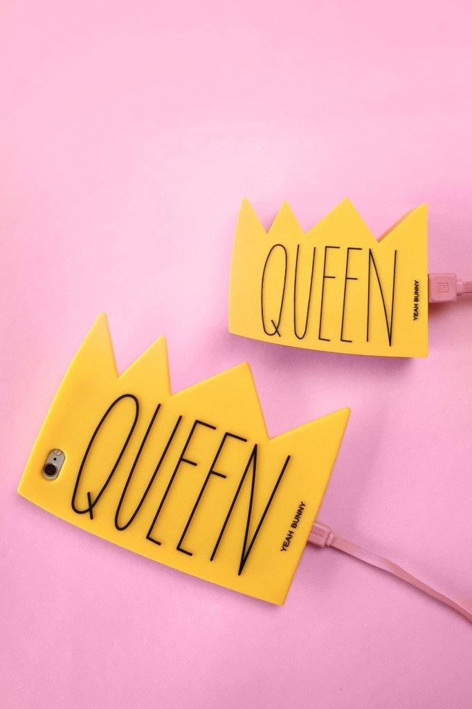 Power Bank Queen