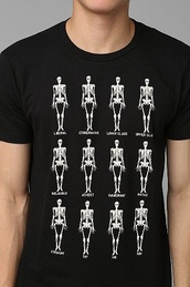 shirt,t-shirt,grunge,soft grunge,skeleton,equality,gay pride,black t-shirt,kawaii,mens t-shirt