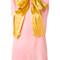 Gucci - pussy bow sleeveless blouse - women - silk - 44, pink/purple, silk