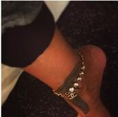 jewels,anklet,celebrity
