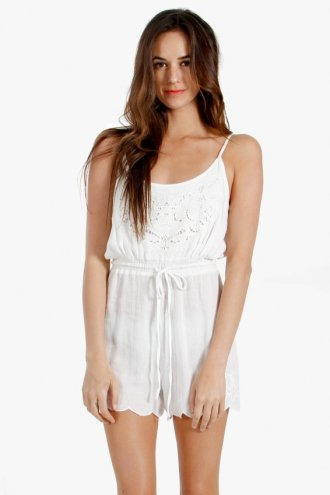 Beach Resort Romper : Ala Femme Boutique for Women