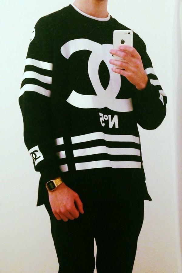Coco homme   femme sweatshirt