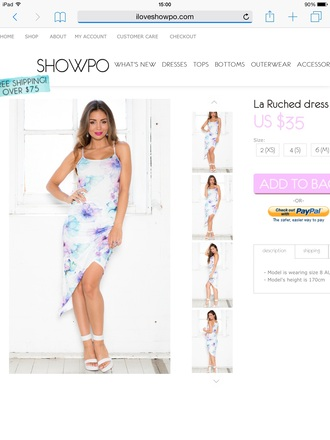 dress colorful style long dress short dress look-a-like swag girls outfit