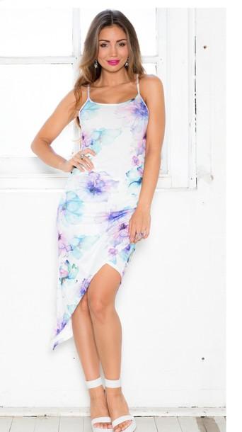dress multicolor style long dress short dress look-a-like