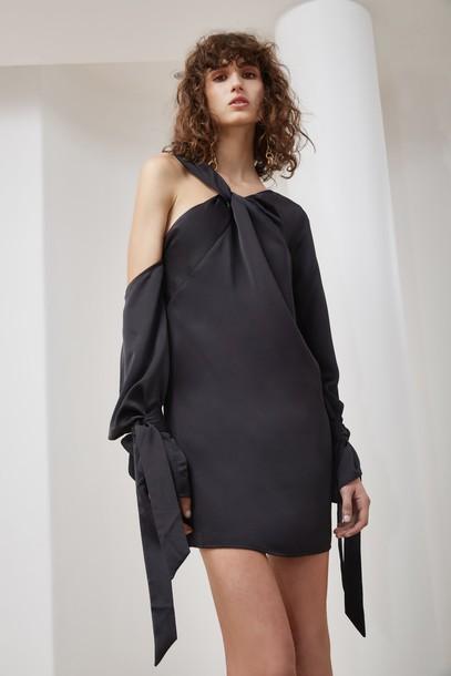 C/MEO COLLECTIVE dress mini dress mini black