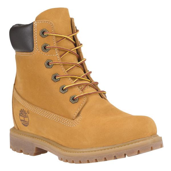 Timberland - Women's 6-Inch Premium Waterproof Internal Wedge Boots