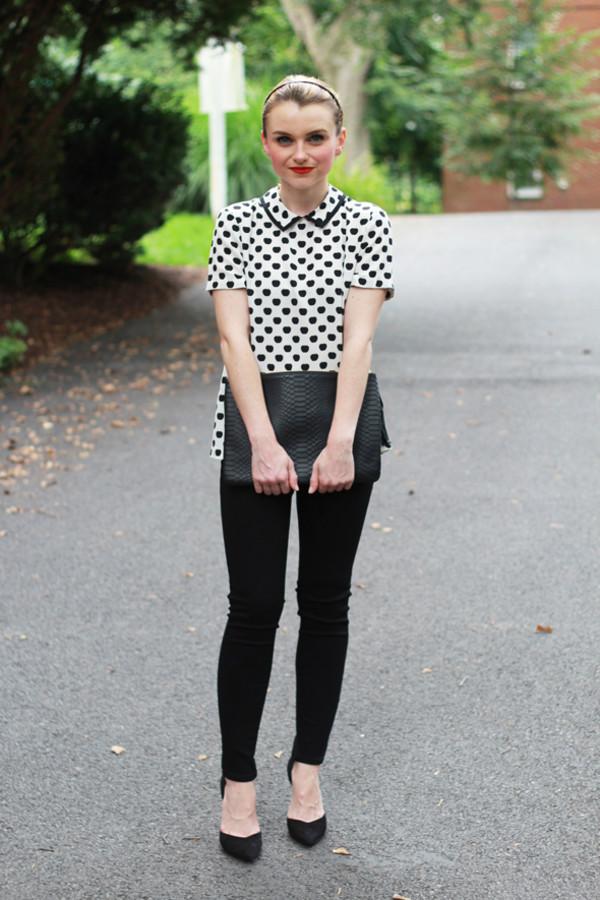 poor little it girl blogger top jewels jacket