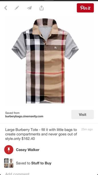 6ae9f490a shirt, burberry polo shirt, mens polo - Wheretoget