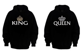bag sweater black sweater king queen matching couples couple sweaters