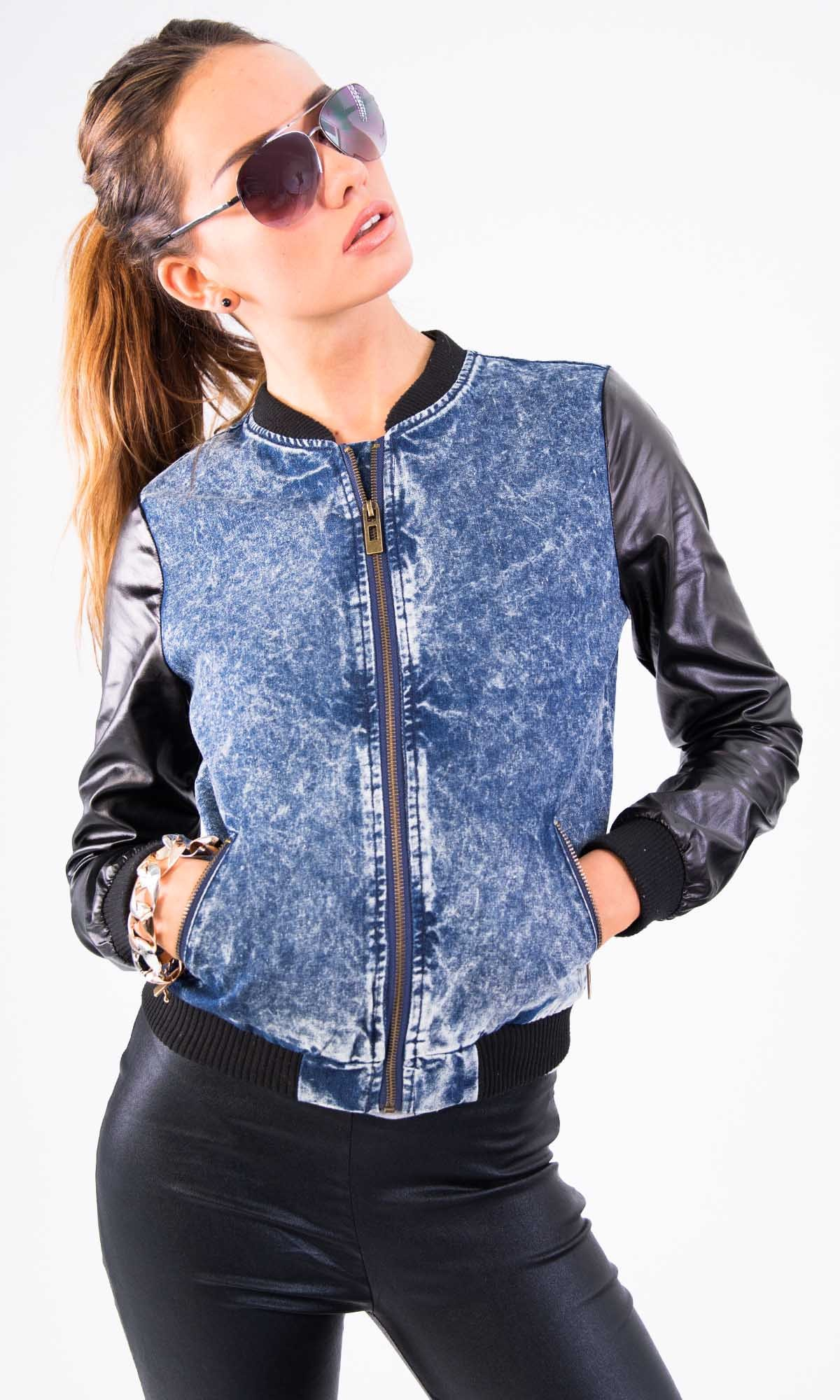Clothing | Women's Fashion | hiddenfashion.com Collarless PU ...