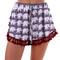 Elephant shorts with pom pom hem – debs boutique llc