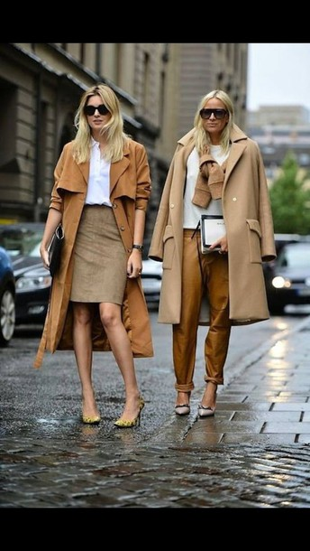 coat blouse summer dress shoes style brown dress brown leather boots winter sweater winter coat winter jacket trench coat trendy camel camel coat