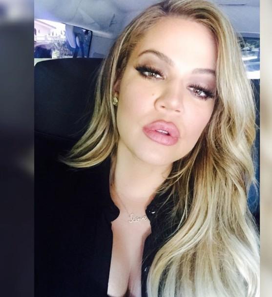 Jewels Make Up Khloe Kardashian Mac Lipstick Lipstick