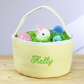 home accessory,easter baskets,easter,personalized