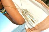 jewels,necklace,dreamcatcher
